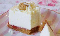 White Chocolate-Cheesecake