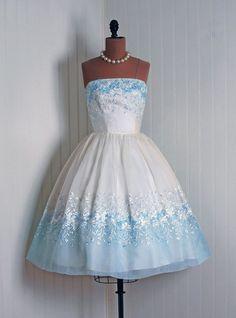 omgthatdress: Dress 1950s Timeless Vixen Vintage