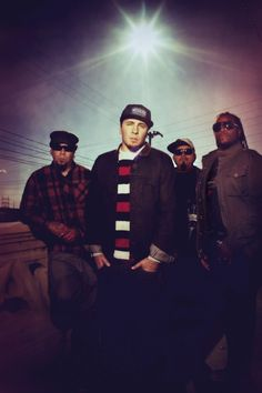 """P.O.D. """"Lost In Forever"""" - The Song of the Week for 8/20/2012"""