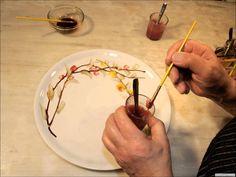 Peintures de vinaigre culinaire