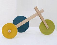 Wooden kids toy ecofriendly handmade toy by TheWanderingWorkshop, €60.00