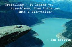 Travel Inspiration! ¡Inspiración viajera!