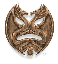 Wooden Mask - Anne Stokes