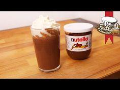 Recette Milkshake Nutella - YouTube - fastgoodcuisine