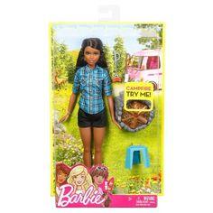 Barbie Campfire Fun African American Doll