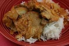 A Year of Slow Cooking: CrockPot Chicken Makhani (Indian Butter Chicken)