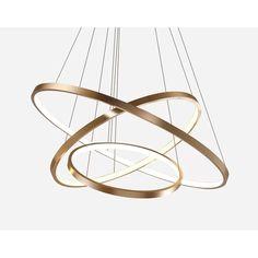 Ring Chandelier, Modern Chandelier, Chandelier Lighting, Chandeliers, Rectangular Chandelier, Island Lighting, Kitchen Lighting, Ceiling Lamp, Ceiling Lights