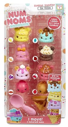 #Giveaway: Win a Num Noms Deluxe Pack (Ends 2/15)