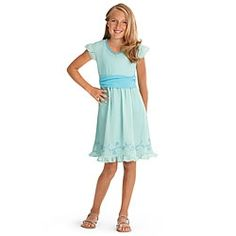 Petals & Posies Dress for Girls in Holiday 2012 from American Girl on shop.CatalogSpree.com, my personal digital mall.