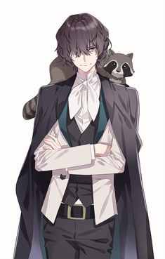 Edgar Allan Poe || Bungou Stray Dogs