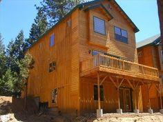 Shaver Lake Cabin Rental: Luxury Retreat In The Sierra's - Weeknights $195/nt | HomeAway 400/night