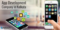 Leveraging #mobility for marketing your #brand has emerged as a distinct trend among business owners. Are you missing out on the presence in the mobile platform? Contact the best #app development company in Kolkata to design a mobile app today!