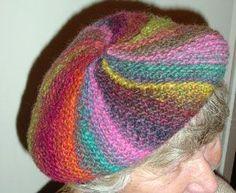 """Instruction for """"Vertigo"""" hat"""