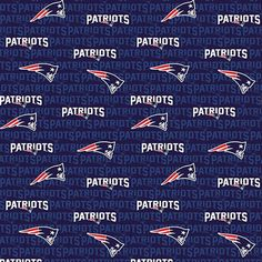 New England Patriots Logo, Patriots Fans, Before Midnight, Thing 1, National Football League, Scrub Hats, Nfl Football, Cotton Fabric, Woven Cotton