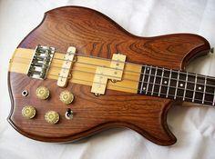 Guitar Blog: Sunrise bass by Matsumoku