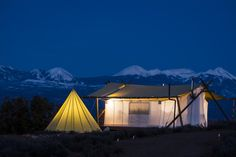 Moab Under Canvas offers the perfect braincation for families - Moab is jam-packed with outdoor activity opportunities.