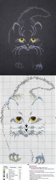 Thrilling Designing Your Own Cross Stitch Embroidery Patterns Ideas. Exhilarating Designing Your Own Cross Stitch Embroidery Patterns Ideas. Cat Cross Stitches, Cross Stitch Charts, Cross Stitch Designs, Cross Stitching, Cross Stitch Embroidery, Embroidery Patterns, Hand Embroidery, Cross Stitch Patterns, Loom Patterns