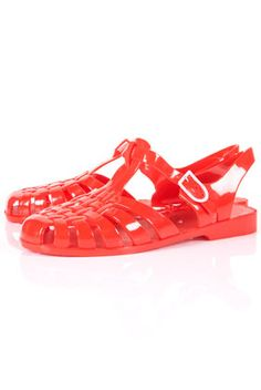 HASTINGS Jelly Sandals