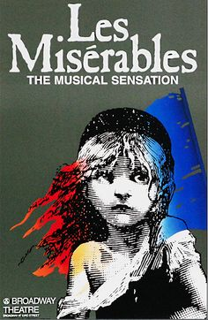 Les Miserables debuts on Broadway March 12, 1987 and becomes one of the highest grossing musicals in history.