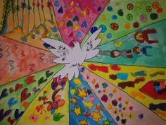 ΖΩΓΡΑΦΙΖΟΥΜΕ ΤΟΝ ΠΟΛΕΜΟ… ΓΙΑΤΙ ΘΕΛΟΥΜΕ ΕΙΡΗΝΗ 28th October, Peace Art, Bird Crafts, Picasso, Art For Kids, Arts And Crafts, War, Painting, Education