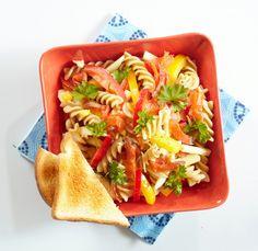 Kylmäsavulohi-pastasalaatti | K-ruoka
