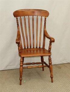 Lexington Bob Timberlake Cherry Farmhouse Windsor Dining Arm Parlor Chair