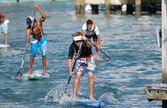 Stand-Up Paddleboarding Endurance and Speed Workout #SUP