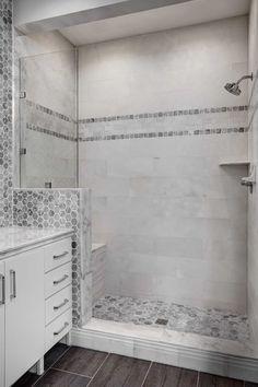 Rustic Bathroom Shelves, Modern Bathroom Tile, Rustic Bathroom Designs, Rustic Bathroom Vanities, Bathroom Storage Shelves, Bathroom Design Small, Bathroom Interior Design, Master Bathroom, Bathroom Ideas