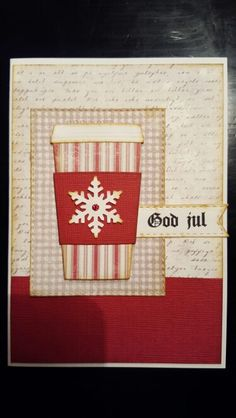 Julekort /Christmas card