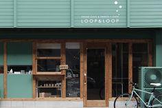 ショップデザイン事例【LOOP&LOOP】 名古屋の店舗設計&オフィスデザイン専門サイト by EIGHT DESIGN