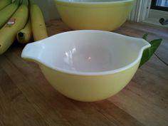 Yellow  441cinderella bowl