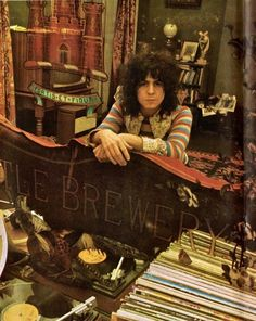Marc Bolan Vinyl Music, Vinyl Records, Lps, Glam Rock Bands, Children Of The Revolution, Electric Warrior, Lady Stardust, Poetry Photos, Marc Bolan