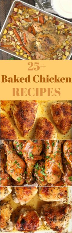 Yes, we love fried chicken, but these easy baked chicken recipes prove that all you really need for flavorful, crave-able, crispy chicken is your oven.