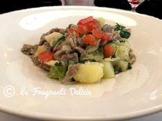 Pizzoccheri alle verdure | Le fragranti delizie