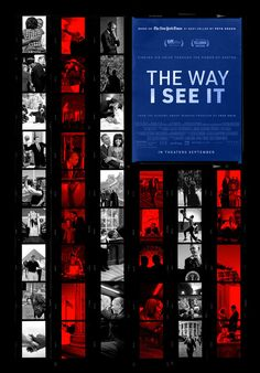 Click to View Extra Large Poster Image for The Way I See It 2020 Movies, Hd Movies, Films, Fiction Film, Best Movie Posters, Hollywood Cinema, See Movie, Internet Movies, I See It