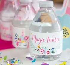 Truly Magical Unicorn Birthday Party | CatchMyParty.com