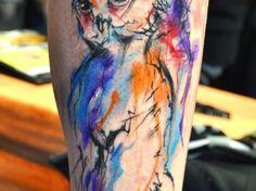 Watercolor Tattoos | Ruth Tattoo Ideas