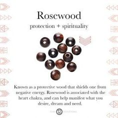 Rosewood Mala Collection
