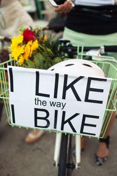 <3 biking