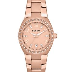 nice Fossil Armbanduhr - Serena Ladies Watch Rosegold - in rosa - Armbanduhr für Damen http://portal-deluxe.com/produkt/fossil-armbanduhr-serena-ladies-watch-rosegold-in-rosa-armbanduhr-fuer-damen/  119.00