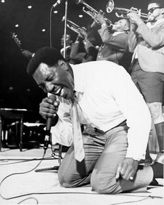 Otis Redding at monterey pop festival 1967