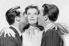 Philadelphia Story: Hepburn + Stewart + Grant = Best Movie Ever