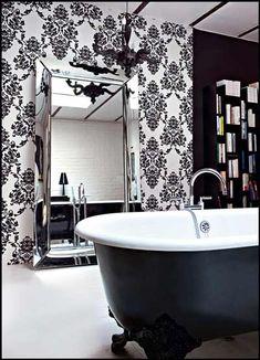 10 style salle de bain baroque ideas