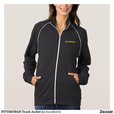 PITTSBURGH Track Jacket