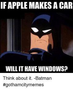20 Batman Memes That Are Outrageously Funny - Memes - Funny Batman Memes, Funny Quotes, Funny Memes, Dad Humor, Dad Jokes, Best Batman Quotes, Im Batman, Batman City, Libra Love
