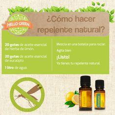No contiene productos químicos así que puedes utilizarlo dentro de la casa, en el jardín, con tus niños y hasta tus mascotas, ¡cuídalos! Protégete de los insectos con #DoTerra.