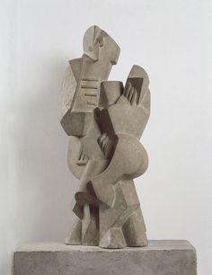 Jacques Lipchitz L'oeuvre sculpté dans les collections du Centre Pompidou/Mnam