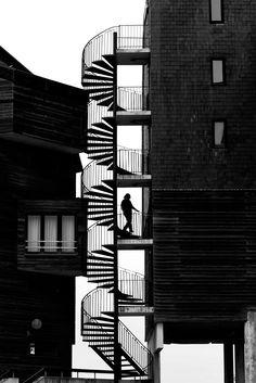 """""""La Scala"""" by Massimo Della Latta  Via fabforgottennobility.tumblr"""