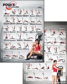 Amazon.com: Complete Whole Body Vibration Training Charts, 60 ...