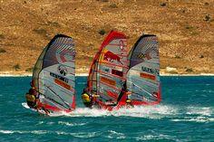 PWA Windsurf Race